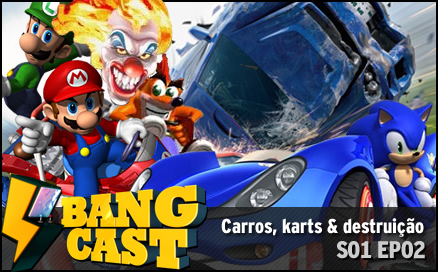 [Podcast de Games] Bang Cast S01ep021